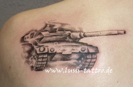 Tattoo Fotogalerie 4 Thema Figuren Und Kuriose Motive